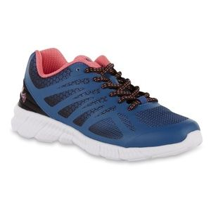 FILA Black MEMORY SPEEDSTRIDE Athletic Shoe
